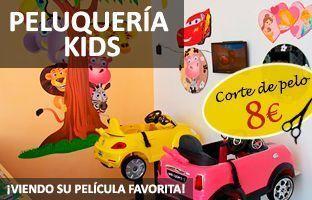 Peluqueria Kids